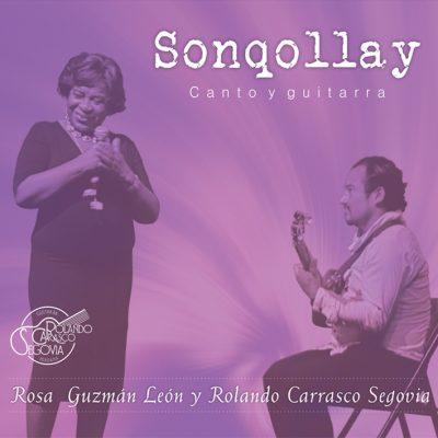 Rosa Guzmán y Rolando carrasco Segovia